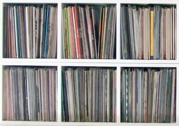 Expedit Vinylregal