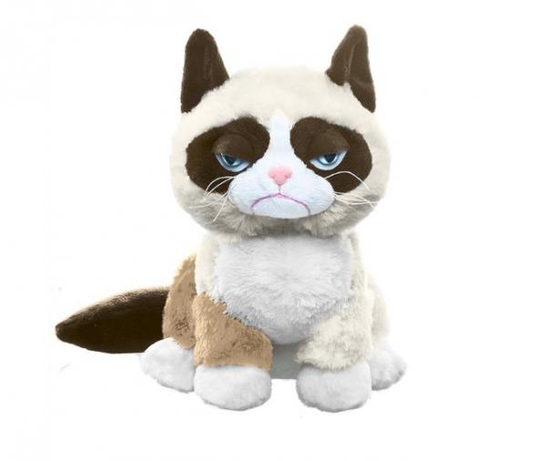 Grumpy Cat Plüschtier