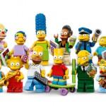 Die Simpsons in LEGO