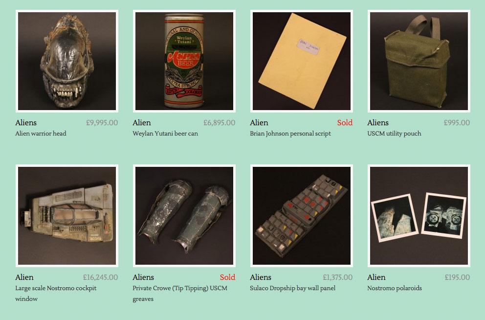 Prop-Gallery Screenshot
