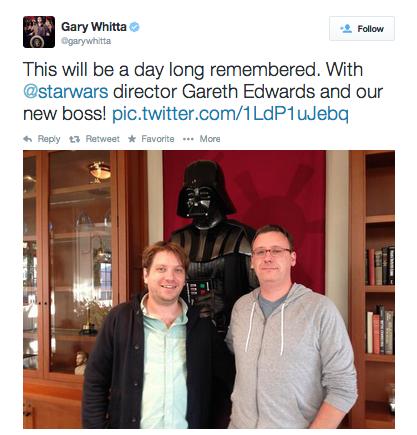 Gary Whitta