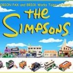 Springfield aus LEGO
