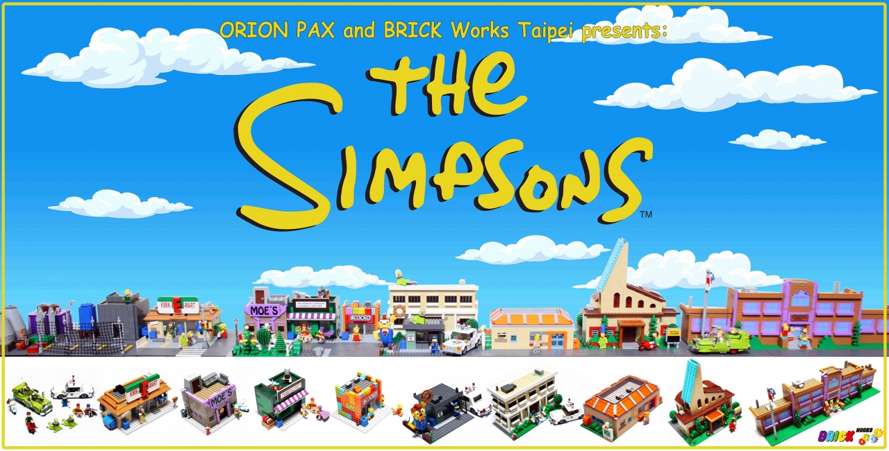 Orion Weihnachtskalender.Springfield In Lego Kotzendes Einhorn