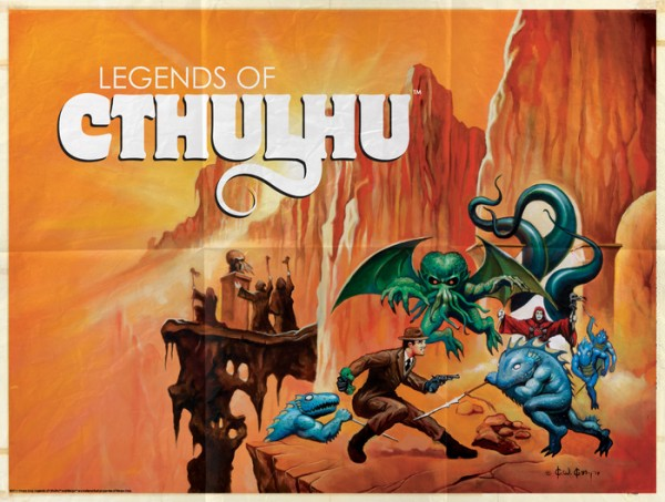 Legends Of Cthulhu