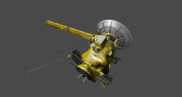 Cassini Raumsonde