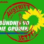 Egotronic vs. Grüne