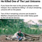 Last Unicorn Killer