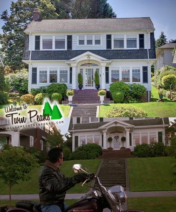 Das Haus der Palmers - Twin Peaks