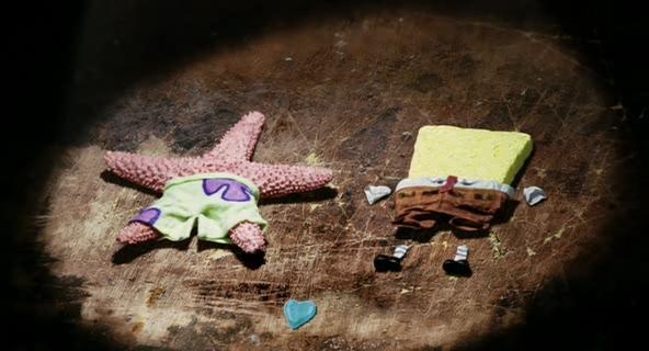 SpongeBob und Patrick