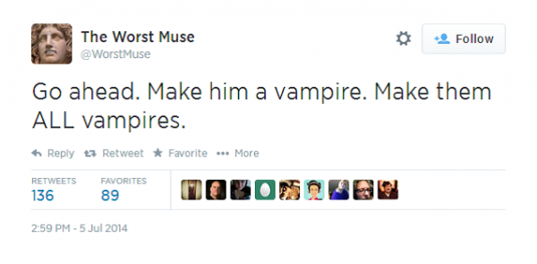 The Worst Muse