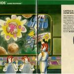 Asteroids im Atari-Katalog von 1981