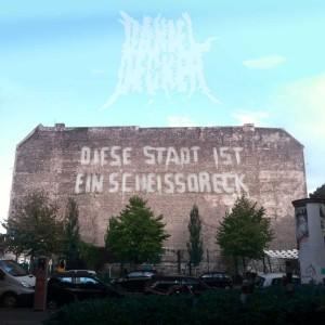 Daniel Decker - Diese Stadt ist ein Scheissdreck