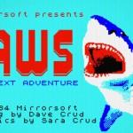 Jaws Textadventure