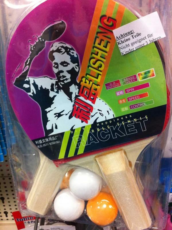 Zombie Tischtennis