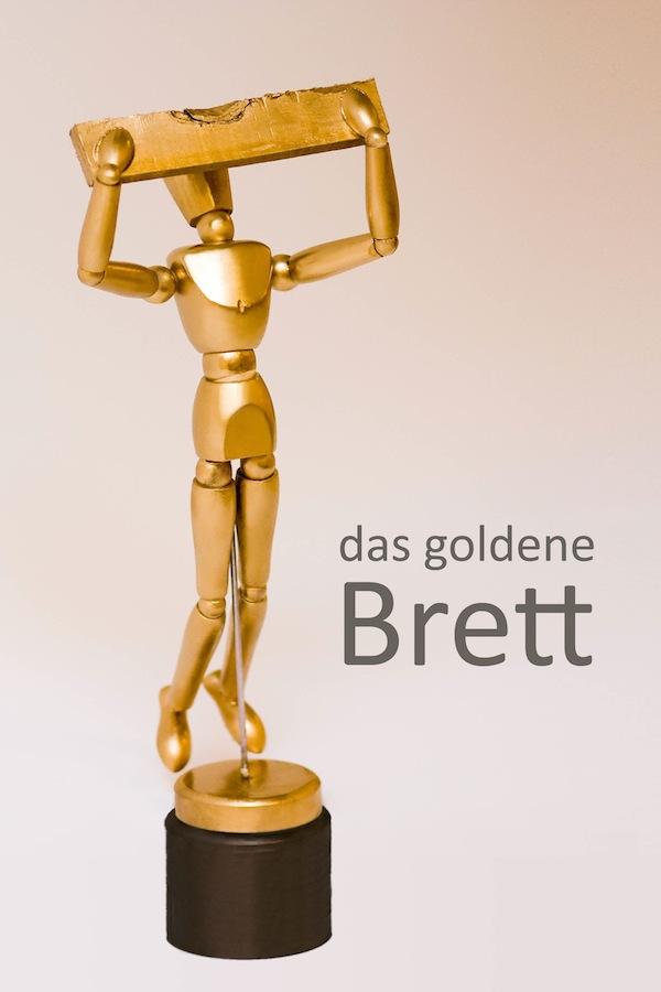 Goldenes Brett Tophäe