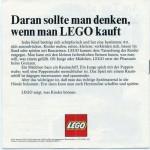 LEGO in den 70ern