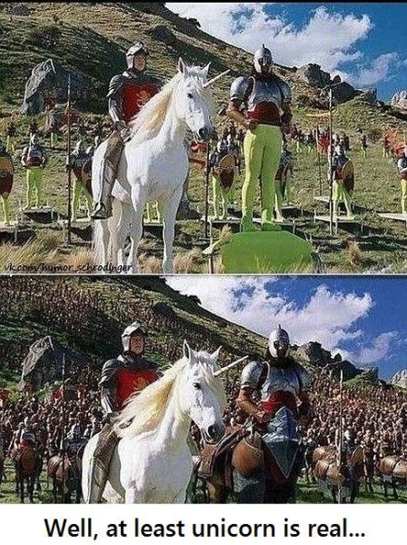 Special-Effects -  The Unicorn is real!