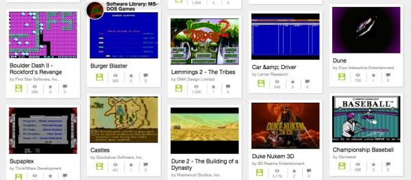 MS-DOS-Spiele