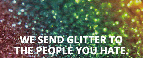 Glitter-Hate