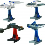 Star Trek Modelle von Kre-O
