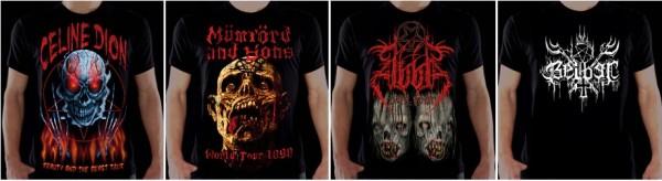 Söft Metal Shirts