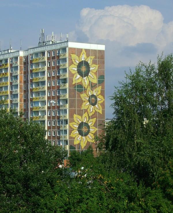 Sonnenblumenhaus Rostock-Lichtenhagen