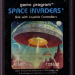 Atari 2600 Space Invaders