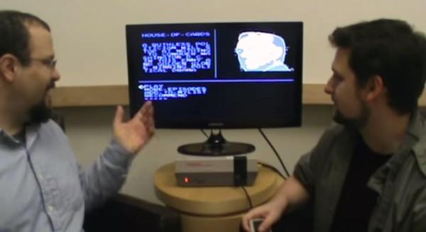 NES Netflix Hack
