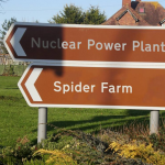 Nuclear Spider Farm