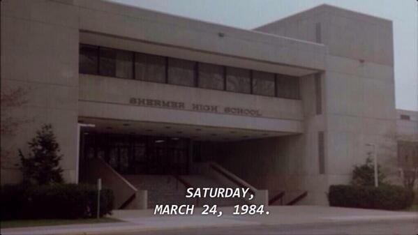 Breakfast Club - Samstag, der 24. März 1984