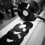 Schallplattenwurst