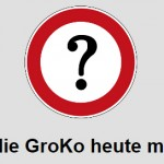 GroKo Verbot