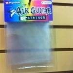 Saiten für die Luftgitarre