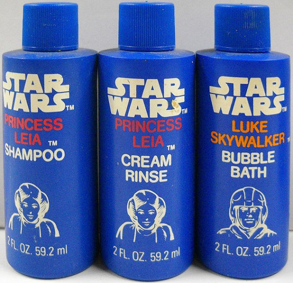 Star Wars Shampoo ca. 1979