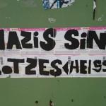 Nazis sind Kotzescheisse!