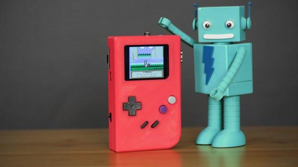pigrrl - GameBoy-Kopie zum Selbstbasteln
