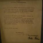 Ablehnung des Grundgesetzes durch die CSU