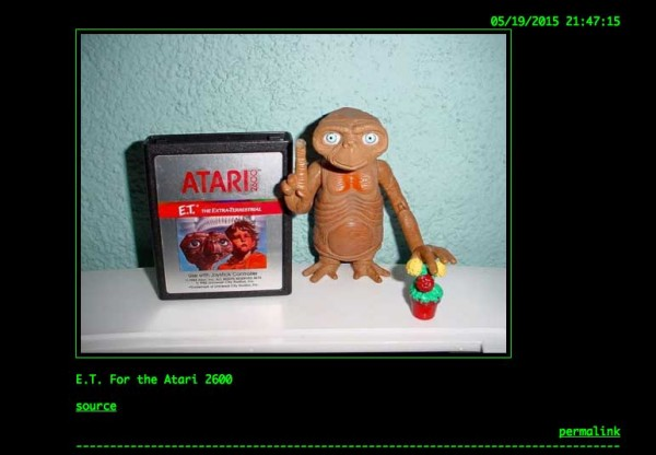 Fuck Yeah Atari 2600 Screenshot