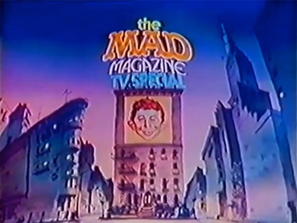 MAD Magazine TV Special