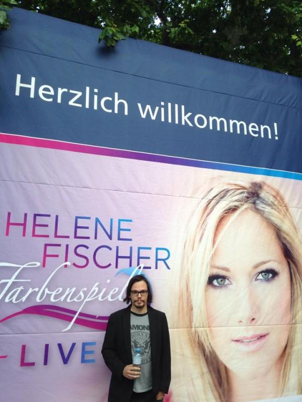 Markus bei Helene