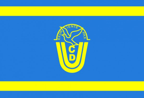 Banner der Ost-CDU