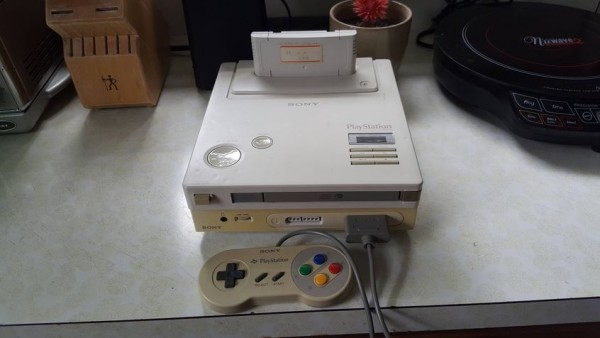 Sony SNES PlayStation
