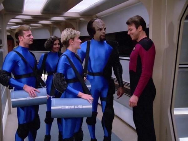 Star Trek Einteiler