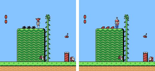 Super Mario Bros. 2 vs. Yume Kōjō: Doki Doki Panic