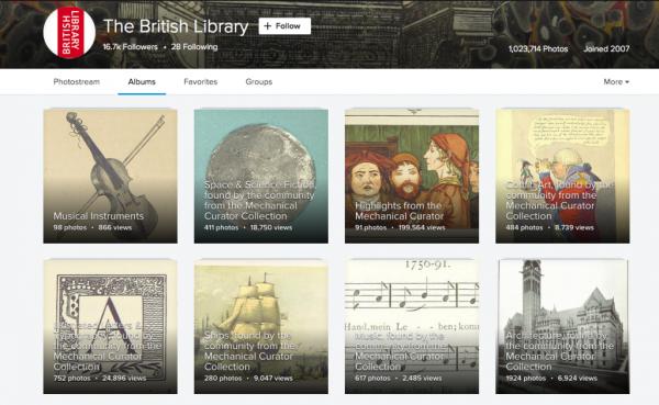Online-Bildarchiv der British-Library