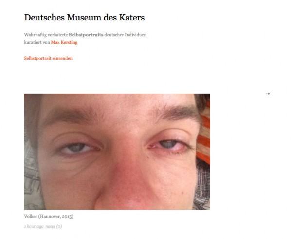 Das deutsche Musem des Katers