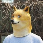 Doge Maske