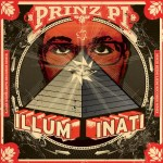 Cover der Illuminati-EP von Prinz Pi