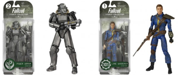 Fallout Actionfiguren