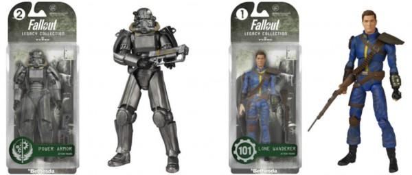 Fallout Actionfiguren